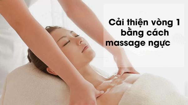 massage bầu ngực tại Mỹ Đình