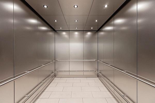 ốp inox cabin thang máy