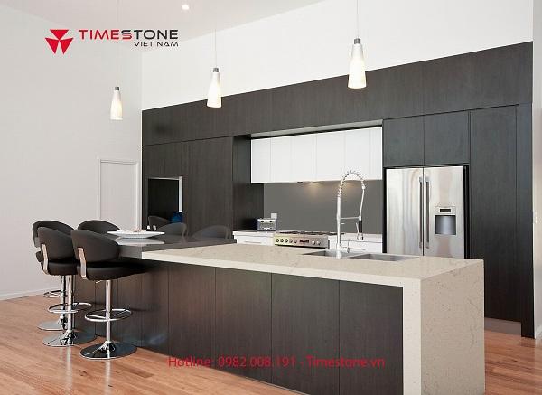 Gợi ý 3 mẫu bàn đảo làm từ đá Empirestone cao cấp, phù hợp với mọi gian bếp