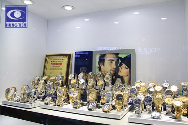 Đồng hồ Hùng Tiến tại Long Biên - Thiên đường của đồng hồ chính hãng, chất lượng