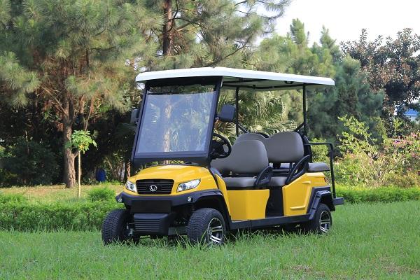 Xe điện 4 bánh - Giải pháp nâng cao chất lượng dịch vụ du lịch