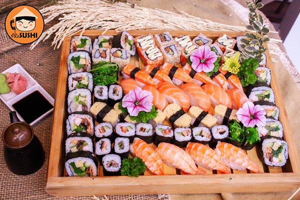ship sushi Hà Nội