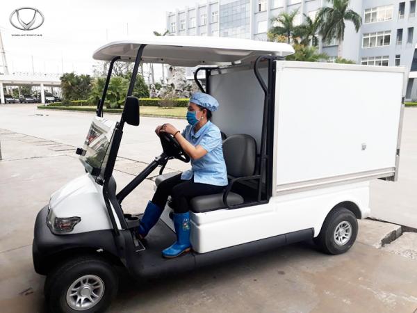 Xe điện bệnh viện Tùng Lâm