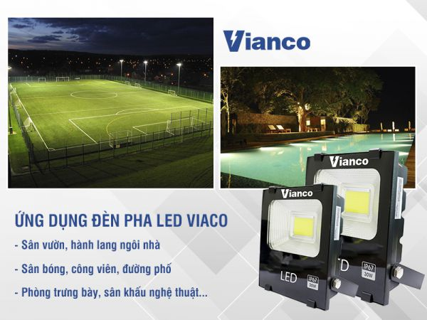 Đèn pha Led Vianco