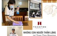 Gửi lời cảm ơn chân thành đến những con người thầm lặng tại Toan Tien Housing