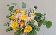 Những mẫu hoa cưới giúp cô dâu trở nên sang trọng, tinh tế năm 2021