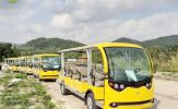 Xe điện du lịch 14 chỗ chất lượng mua ở đâu?