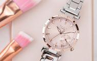 Đồng hồ Casio Sheen SHE-4051SG-4AUDF - Phụ kiện giúp tôn vẻ nữ tính cho phái đẹp