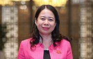 Quốc hội bầu Phó Chủ tịch nước, đề cử Tổng Kiểm toán Nhà nước