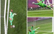 Chơi thiếu ấn tượng, thủ môn tuyển Anh vẫn làm nên lịch sử