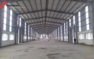 Sản xuất nhà thép tiền chế cho nhà xưởng - Đón đầu xu hướng xây dựng kiểu mới