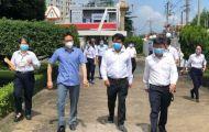 Phó Thủ tướng Vũ Đức Đam: 'Bình Dương cần trang bị 1.000 khẩu oxy cho các khu điều trị'