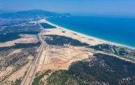 Bình Định xin ý kiến về dự án khu đô thị biển có sân golf rộng hơn 1.164ha