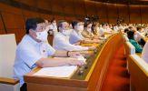 Quốc hội thông qua cơ cấu Chính phủ nhiệm kỳ mới gồm 18 bộ và 4 cơ quan ngang bộ