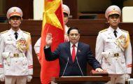 Ông Phạm Minh Chính tái đắc cử Thủ tướng Chính phủ