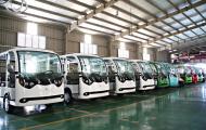 Điểm danh mẫu xe điện du lịch Tùng Lâm được ưa chuộng
