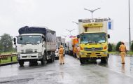 Bộ Giao thông lại yêu cầu địa phương bỏ quy định gây khó lưu thông