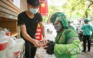 Từ 30/8, shipper được hoạt động trong nội quận tại TP Hồ Chí Minh