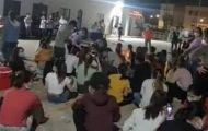 Quảng Ngãi: Phạt kịch khung doanh nghiệp để cả trăm công nhân tụ tập ca hát