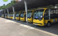Xe điện du lịch - Phương tiện được nhiều khách hàng, doanh nghiệp ưa chuộng