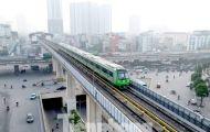 Chậm tiến độ, đường sắt Cát Linh - Hà Đông đội vốn tư vấn thêm 7,8 triệu USD