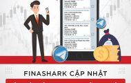 Nhận tín hiệu mua - bán kịp thời nhờ Finashark tích hợp kênh tin nhắn Telegram