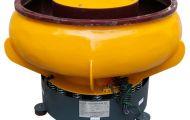 Nâng cao chất lượng đánh bóng kim loại với máy xóc rung ba chiều