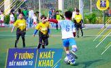 Học viện bóng đá trẻ em Blue Sky - Nơi niềm đam mê sân cỏ hội tụ