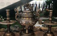 Đồ thờ bằng đồng cao cấp mua ở đâu đảm bảo chất lượng?