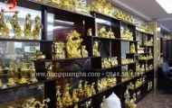 Dung Quang Hà – Địa chỉ cung cấp sản phẩm đồ đồng mạ vàng uy tín, chất lượng