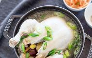 5 món ăn giải nhiệt mùa hè ở Hàn Quốc