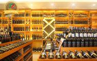 Shop rượu vang Hoàng Quốc Việt, người mê vang không thể bỏ qua