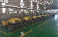 30 xe điện S4 + 2D của Tùng Lâm tiếp tục được tin tưởng chọn lựa tham gia giao thông tại Thanh Hóa