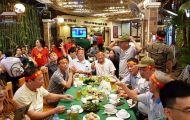 Trước giờ bóng lăn, tìm đến quán bia chiếu bóng đá Hà Nội được người âm mộ ưa thích