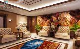 Phong cách thiết kế nội thất chiết trung đầy ngẫu hứng cho những người yêu tự do