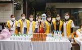 Dược Phẩm KeyPharco tài trợ nước súc miệng diệt khuẩn miễn phí cho người dân phòng ngừa dịch bệnh COVID-19