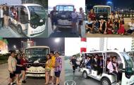 Công ty Công Thành đầu tư xe điện VN Electric Car nhằm phát triển du lịch Hạ Long