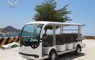 Các khu du lịch nên sử dụng loại xe buggy điện nào?