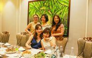 Thoải mái thưởng thức đồ ăn ngon không lo dịch bệnh tại nhà hàng ăn Hà Nội Vân Hồ