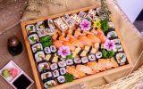 Dịch vụ ship sushi Hà Nội nhanh chóng, đảm bảo tươi ngon của Alo Sushi