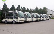 Vì sao xe điện du lịch 14 chỗ được ưa chuộng trên thị trường?