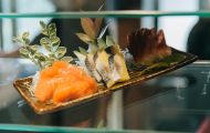 Phục vụ sashimi ship tận nhà nhanh chóng - chất lượng tại Alo Sushi