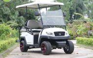 Đầu tư xe điện cho sân golf 27 hố, nên chọn mẫu xe nào?