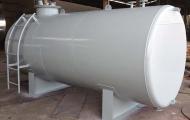 Đơn vị thi công bồn chứa xăng dầu đảm bảo uy tín, chất lượng