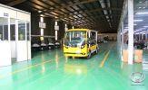 Tìm hiểu quy trình chạy thử xe điện nghiêm ngặt của Tùng Lâm trước khi bàn giao