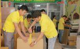 Sài Gòn Bay cung cấp dịch vụ chuyển phát nhanh quốc tế tại Hà Nội an toàn, uy tín