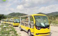 Xe điện Tùng Lâm - Lựa chọn số 1 để đầu tư tại các khu du lịch