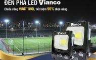 Đèn pha Led Vianco: Công nghệ chip Led DOB hiện đại cho hiệu suất chiếu sáng vượt trội
