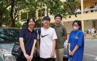 Hà Nội: Các trường chuyên thông báo giảm thời gian làm bài thi