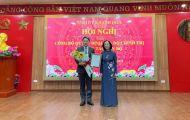 Trao quyết định điều động ông Nguyễn Hải Ninh làm Bí thư Tỉnh ủy Khánh Hòa